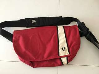 Authentic Crumpler messenger sling bag