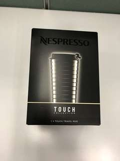 Nespresso Touch Collection 保溫杯 travel mug