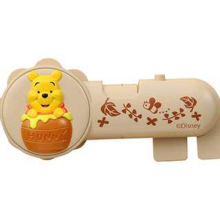 🇯🇵日本代購🇯🇵 Takara Tomy x Disney Baby 櫃桶安全鎖 (Pooh)