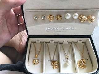 pierre cardin fashion bijoux