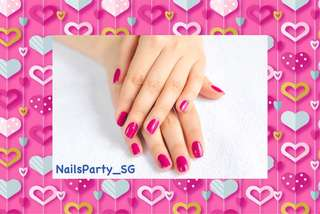 Happy Hour Express Mani | Pedi @ SengKang!