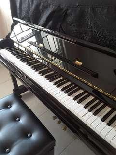 Piano Lesson Cck