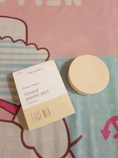 Tony Moly Mineral Powder Pact (23.Mix Beige)