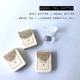 Green Tea Butter