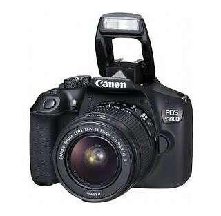 Camera canon eos 1300D bisa kredit proses cepay