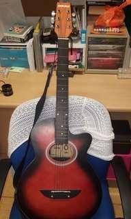 (TGN) NIKKO Guitar