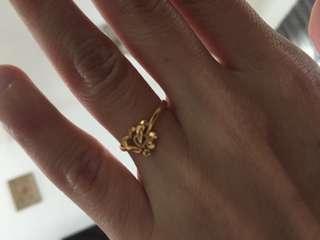 Cincin Gold 916