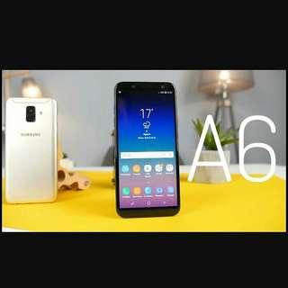 Promo Samsung A6