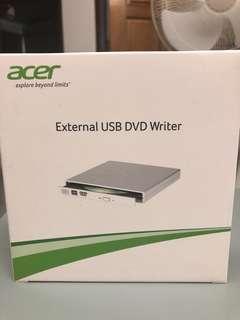 External DVD writer (BNIB)