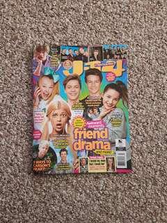 J-14 Magazine with BTS