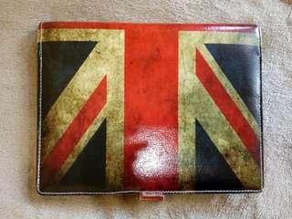 UK Flag Binder 26 ring