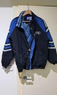 Original starter orlando magic bomber jacket