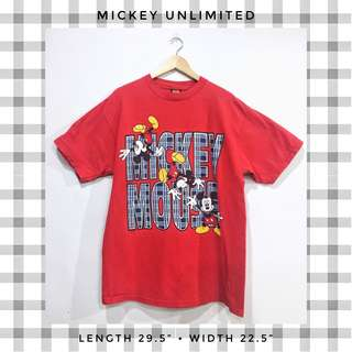 Mickey Unlimited Vintage Shirt