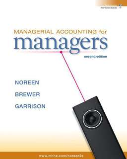 eBook: Managerial Accounting for Managers (2nd Edition)