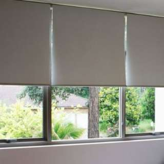 Indoor / Outdoor Roller Blinds