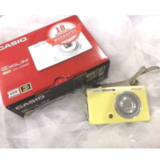 Preloved Casio Beauty Selfie Camera EX-ZR65