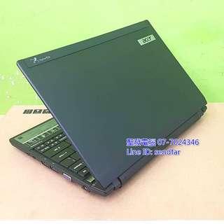 🚚 輕巧薄型 ACER TM8172 i3-380M 4G 500G 11吋筆電 ◆聖發二手筆電◆
