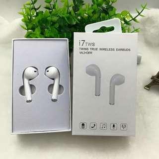 i7 twins wireless earbuds
