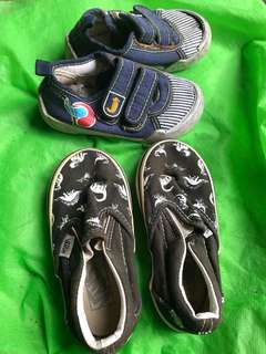 Boys and girl shoes