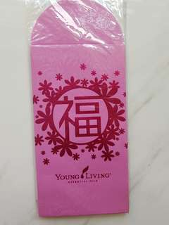 Young living red packet