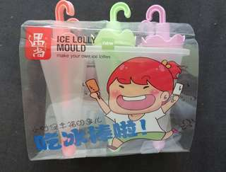 ice lolly mould