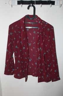 Boysenberry Shirt