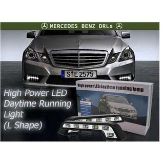 Universal Luxury high power Daytime running lights  (DRLs) - L type