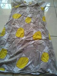 MINI DRESS baru 4x pake