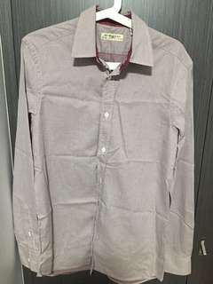Burberry Long sleeve shirt (authentic)