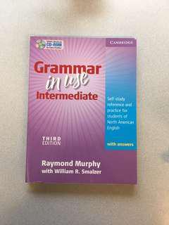 (New) Grammar in use - Intermediate