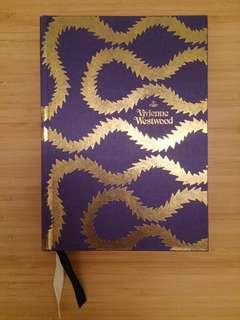 Vivienne Westwood notebook 記事簿 / 筆記簿