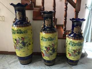 3 Piece Vase