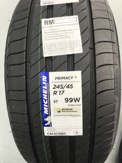 Michelin Primacy 4 ST (245/45/17)