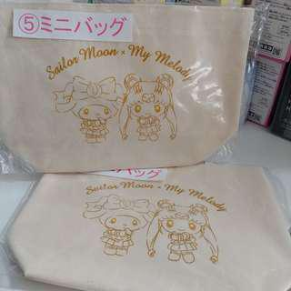 SAILORMOON X MY MELODY TOTE BAG