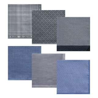 Premium Men's Printed Handkerchief Set E