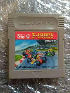 F1 Race for Game Boy
