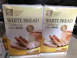 麵包機專用預拌粉(2盒)