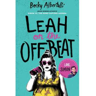 Leah On The Offbeat by Becky Albertalli (EBook Fiction Novel)