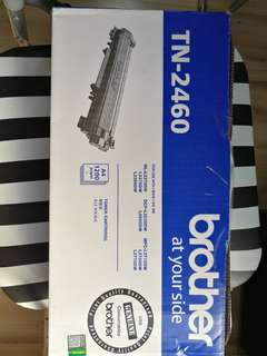 ORIGINAL Brother Printer Toner TN-2460