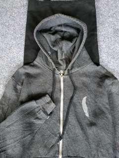 breathless zip hoodie