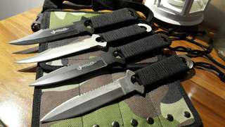 Tactical Knives Combo
