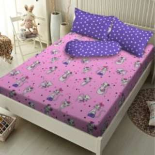 Sprei D'Luxe Kids Kitte Cat 180x200