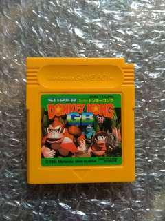 Super Donkey Kong GB for Game Boy