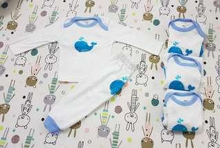 Baju newborn 4 stel
