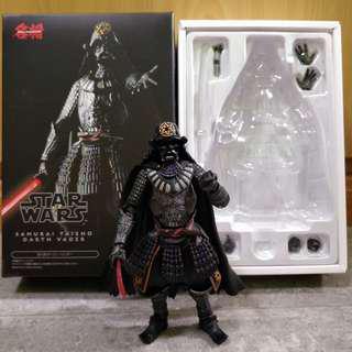 Bandai Tamashii Star Wars Movie Realization Darth Vader Stormtrooper Royal Guard