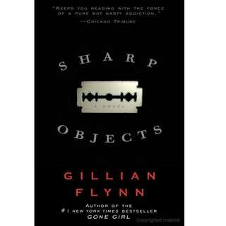 Sharp Objects by Gillian Flynn (EBook Mystery Novel)