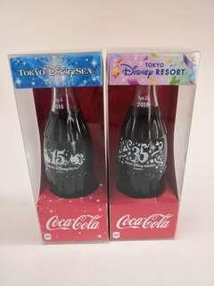 Coca cola東京迪士尼可口可樂紀念樽