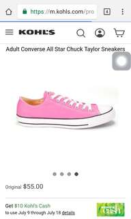 CONVERSE ALL STAR CHUCK TAYLOR SNEAKERS