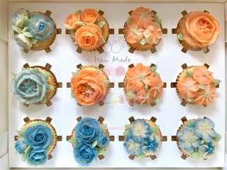 Cupcake散水餅
