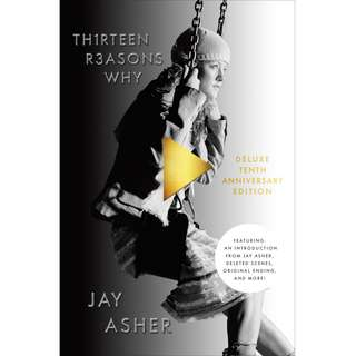 Thirteen Reasons Why (Deluxe Edition) by Jay Asher (EBook Fiction Novel)